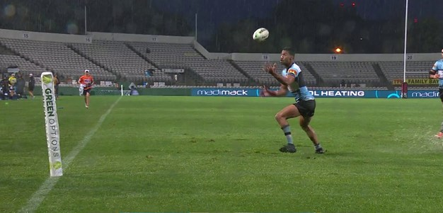 Magic from Mulitalo gets one back for Cronulla