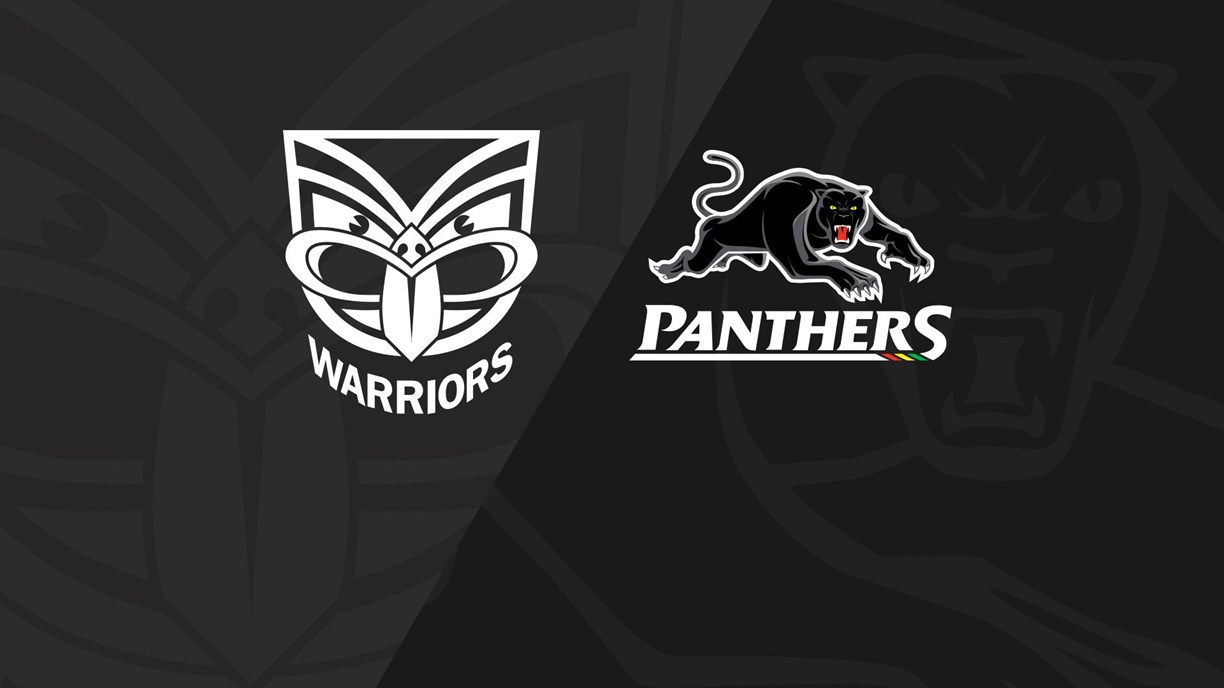 Full Match Replay: Warriors v Panthers - Round 14, 2020