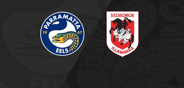 Full Match Replay: Eels v Dragons - Round 14, 2020