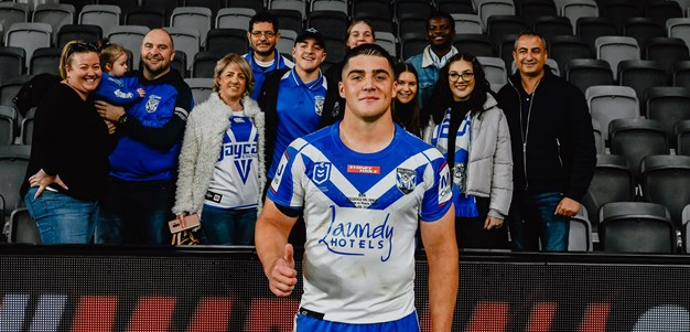 Doorey reflects on NRL debut
