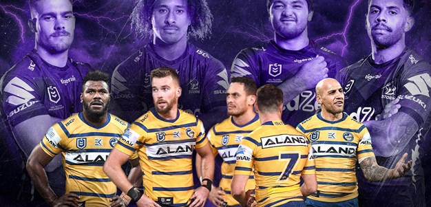 Storm signals: Eels unfazed by horror record