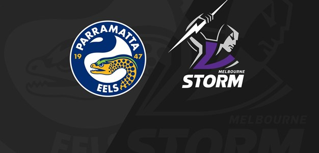 Full Match Replay: Eels v Storm - Round 15, 2020