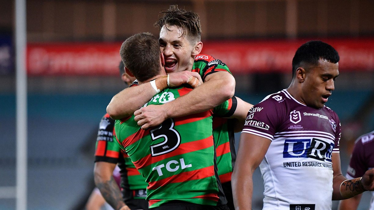 Extended Highlights: Rabbitohs v Sea Eagles
