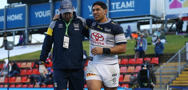 How to get through Taumalolo's injury