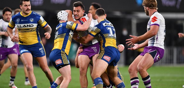 Watching old vision reminds Storm enforcer of rich Manly rivalry