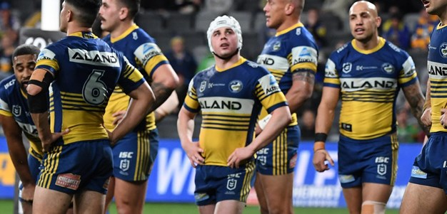 'Embarrassing' loss forces Eels to reassess