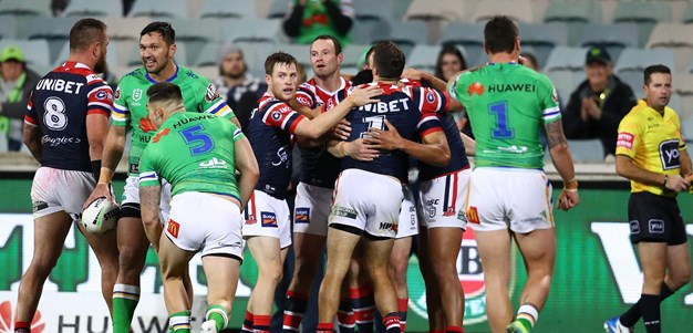 Most streamed: Raiders v Roosters