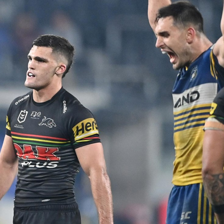 Eels keen to make pre-finals statement against Panthers