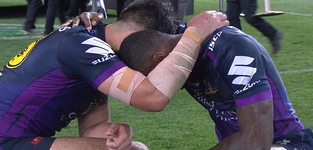 The last dance: Vunivalu on his mateship with Asofa-Solomona