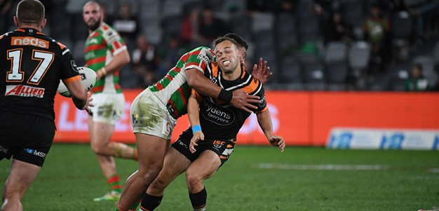Extended Highlights: Wests Tigers v Rabbtiohs