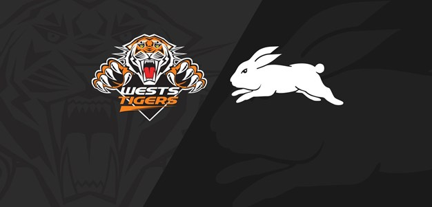 Full Match Replay: Wests Tigers v Rabbitohs - Round 18, 2020