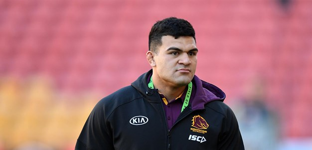 Fifita doesn't need to prove himself to Holbrook