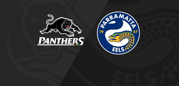 Full Match Replay: Panthers v Eels - Round 18, 2020
