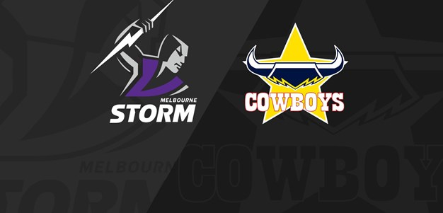 Full Match Replay: Storm v Cowboys - Round 18, 2020