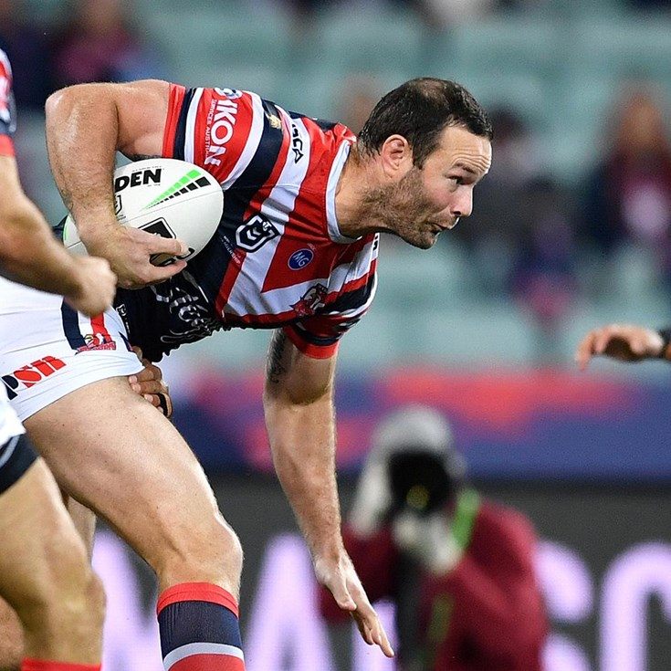Cordner passes HIA protocols, cleared to return to training
