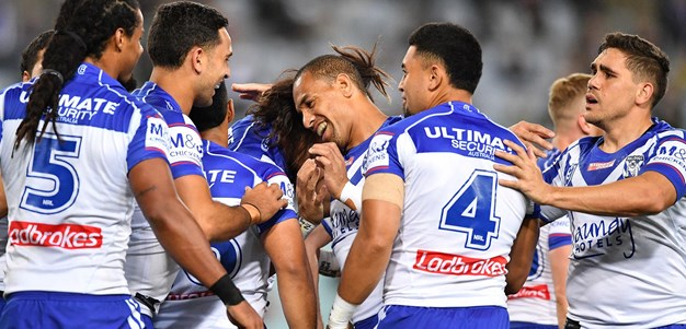 Match Highlights: Rabbitohs v Bulldogs