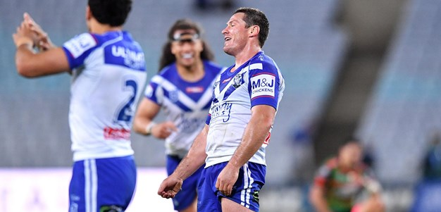Dogged defence in second half helps Bulldogs secure upset win
