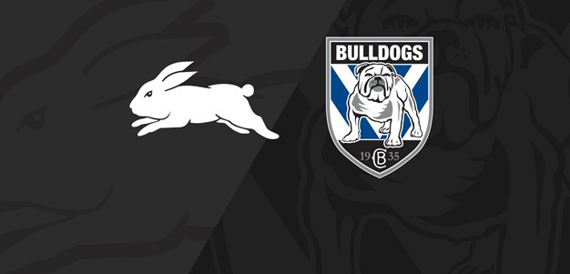 Full Match Replay: Rabbitohs v Bulldogs - Round 19, 2020