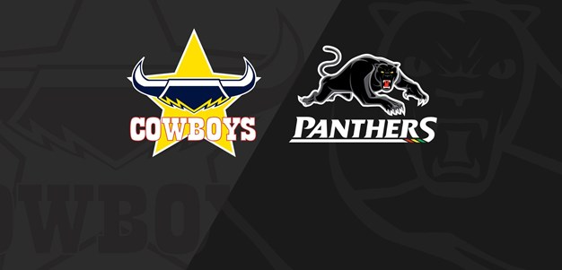 Full Match Replay: Cowboys v Panthers - Round 19, 2020