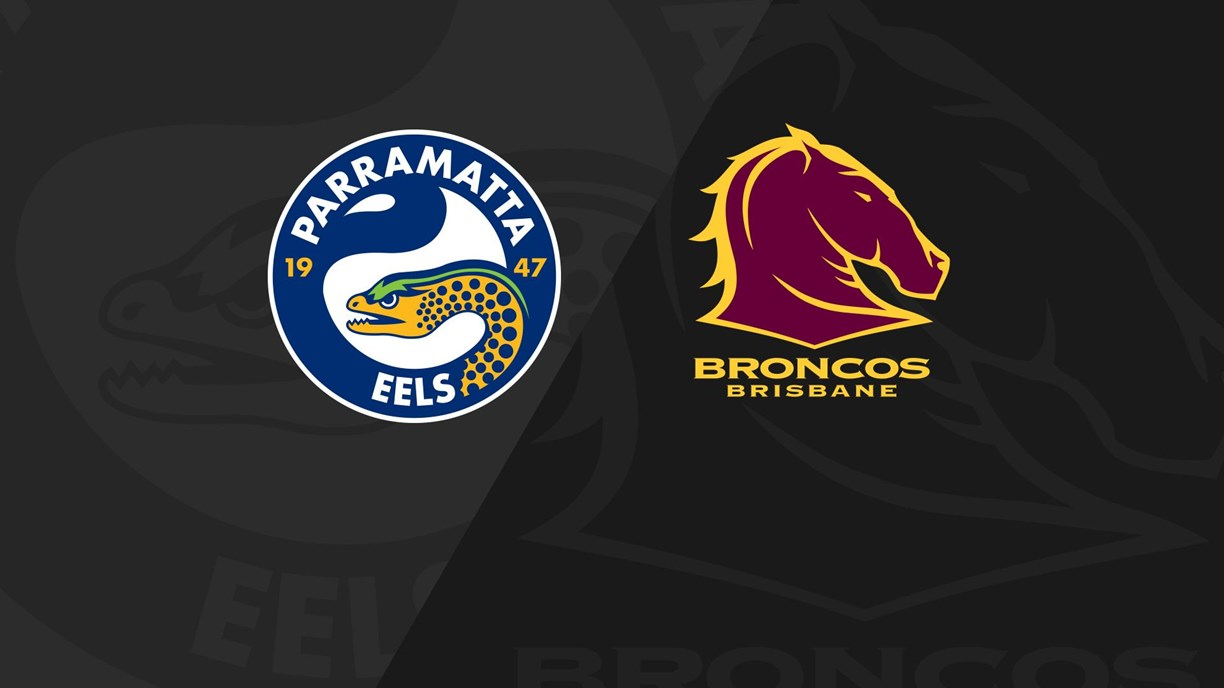 Full Match Replay: Eels v Broncos - Round 19, 2020