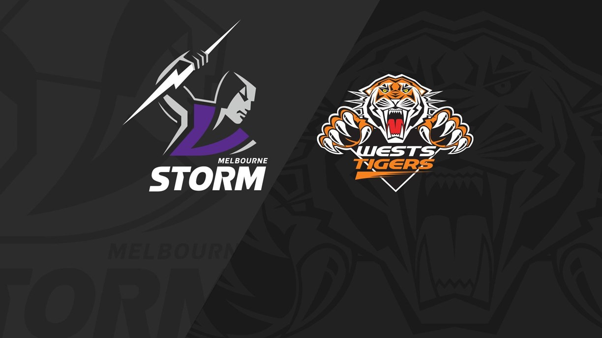 Full Match Replay: Storm v Wests Tigers - Round 19, 2020