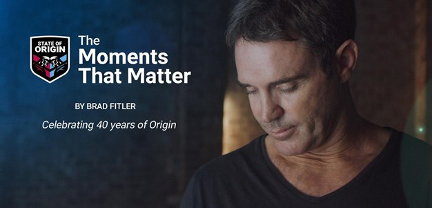 2020 State of Origin 'Moments that Matter' preview