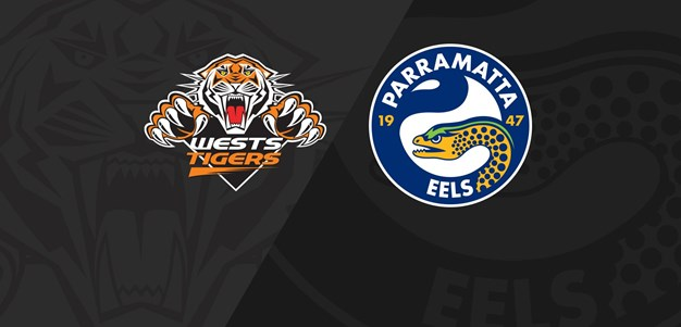 Full Match Replay: Wests Tigers v Eels - Round 20, 2020