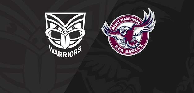 Full Match Replay: Warriors v Sea Eagles - Round 20, 2020