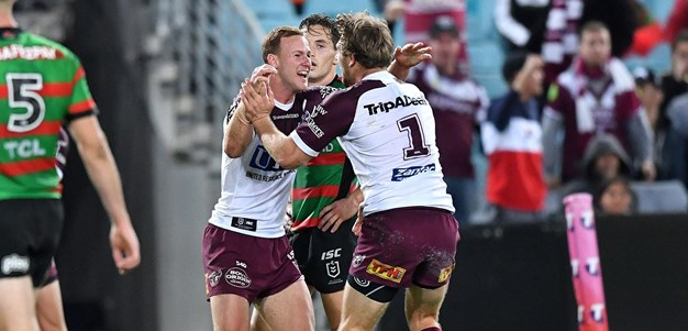 Suli goes beastmode to set up DCE