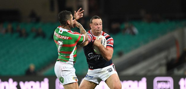 Cordner cops huge hit, gets up and goes again