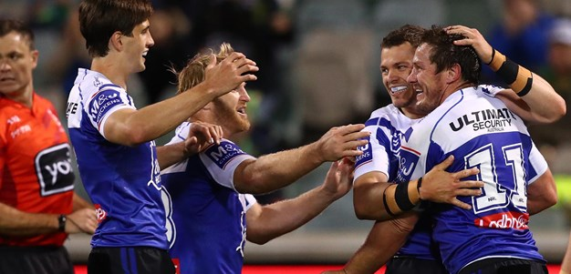 Bulldogs' top five tries of 2020