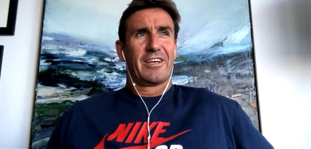 Andrew Johns looks ahead to the first week of finals