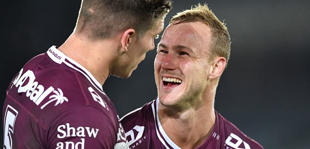 Sea Eagles' top five tries of 2020