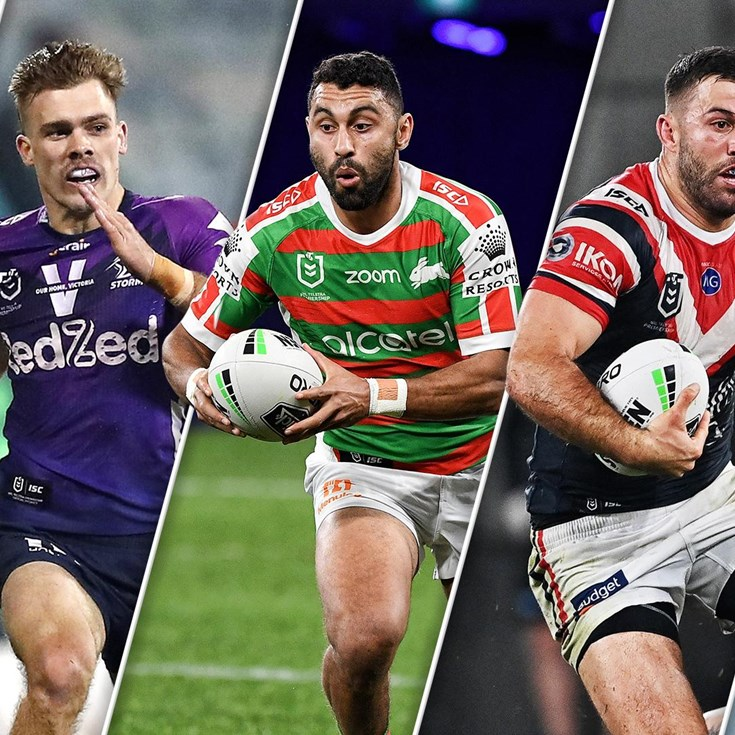 Every Try of the Week winner from 2020 season