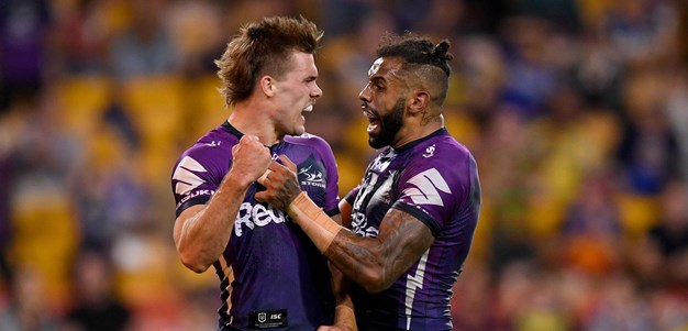 Match Highlights: Storm v Eels