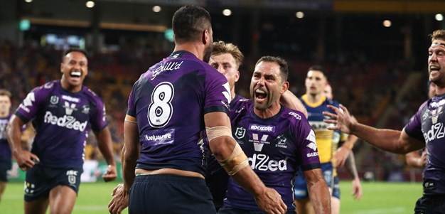 Extended Highlights: Storm v Eels