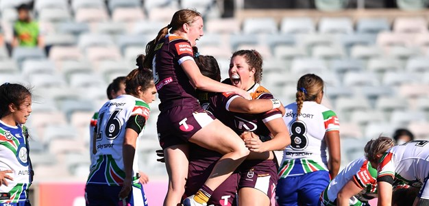 Get Caught Up: NRLW Round 1