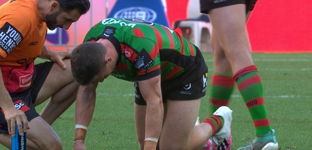 Bennett unconcerned by Cook's leg injury