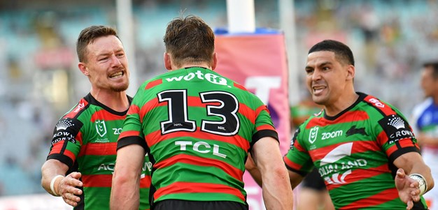 Extended Highlights: Rabbitohs v Knights