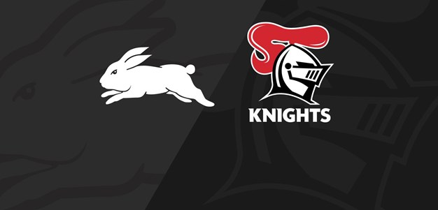 Full Match Replay: Rabbitohs v Knights - Finals Week 1, 2020