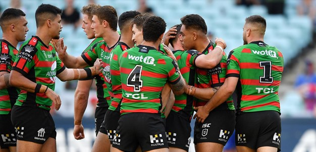 Rabbitohs rise after blowing away Knights