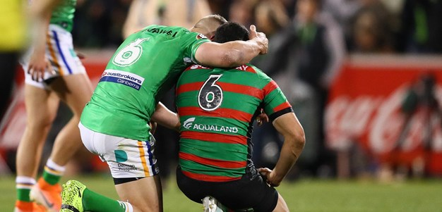 Souths drawing on double dose of prelim pain