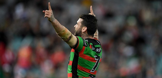 Reynolds' three field goals rescue Rabbitohs