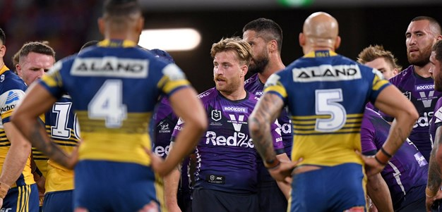 Arthur backs Eels right-edge defence