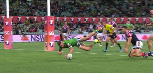 A horror bounce for Tedesco and Wighton pounces