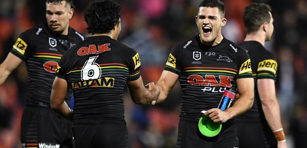 The 'odd couple': Luai's confidence fuels Cleary