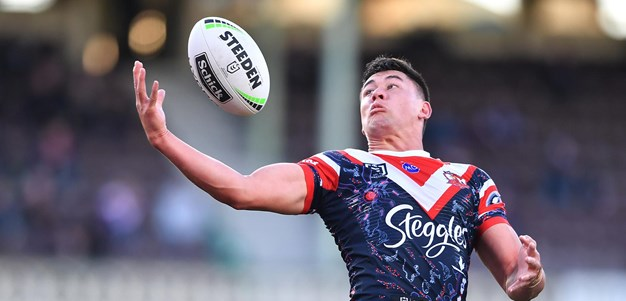 Roosters' top five tries of 2020