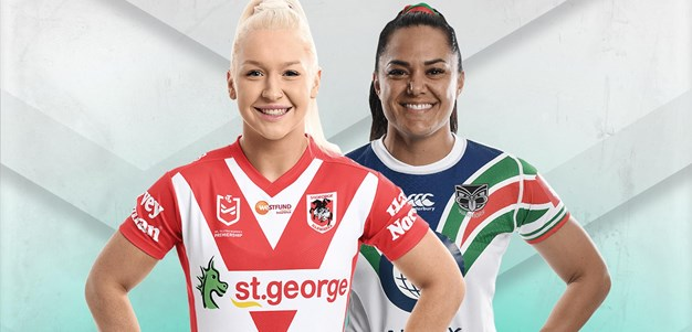 Dragons v  Warriors - Round 3