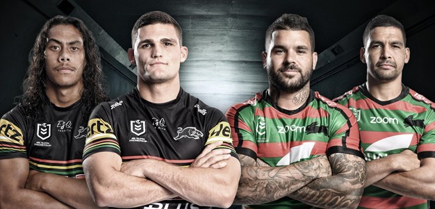 Halves combinations hold key in Panthers-Rabbitohs clash