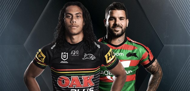 Panthers v Rabbitohs - Preliminary finals
